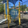 New York City - Calisthenics Facility - Colonel Charles Young Playground