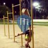 Porto Alegre - Outdoor Gym - Praça Carlos Simão Arnt