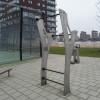 Heerhugowaard - Outdoor Pull Up Bars - Pull Up Bar Rivierenwijk