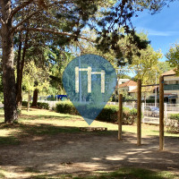 Montpellier - Outdoor-Fitness-Anlage - Cité Universitaire Triolet