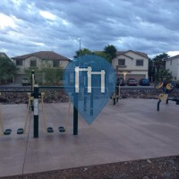 Henderson - Exercise Stations - Reunion Trails Park