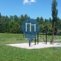 Modena - Outdoor Fitness Exercise Stations - Parco Enzo Ferrari