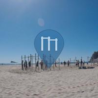 Benidorm - 徒手健身公园s - Playa Poniente