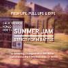 Calisthenics Venlo - Summer Jam