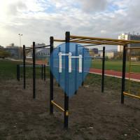 Bratislava - 徒手健身公园 - Ružinov