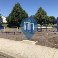 Hoffman Estates, IL - Outdoor-Fitnesspark - Community Park