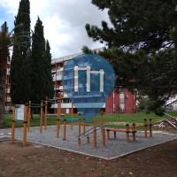 Budva - Calisthenics Facility - Budva Calisthenic Park
