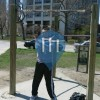 Chicago - Parc Street Workout - Lincoln Park