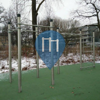 Berlin - Calisthenics Park - Zeppelinplatz