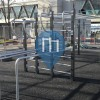 Basel - Street Workout Park - Dreirosenbrücke
