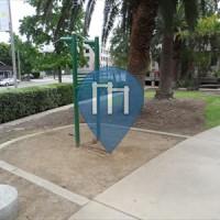 Pasadena - Fitness Trail - Memorial Park