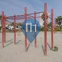 Antofagasta - 徒手健身公园 - Parque Las Almejas