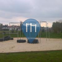 Винзен (Аллер) - Паркур парк - Gildesweg