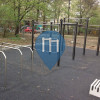 Berlin - Calisthenics Equipment - Turnbar - Volkspark Wilmersdorf
