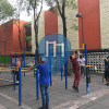 Mexico City - Outdoor Gym - Plaza San Juan
