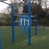 多德雷赫特 - 徒手健身公园 - Weizigtpark