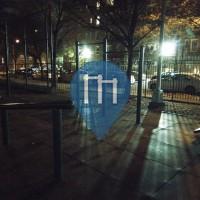New York City - Calisthenics Facitliy - Frank D. O'Connor Playground