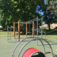 Parco Calisthenics - Angermünde - Callisthenics Kaisergarten