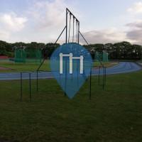 Uden - Gym en plein air - De Keien Atletiek