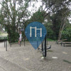 Гвадалахара - Воркаут площадка - Bosque Colomos