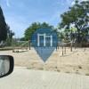 Parque Calistenia - Premià de Dalt - Outdoor Fitness Detrás del Sorli