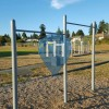 Victoria - Outdoor pull up bars- Colquitz Middle School