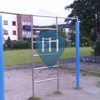 Parque Calistenia - Galway - Outdoor Fitness Dhougiska