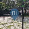 Zaandam - Parque Calistenia - Bomenbuurt