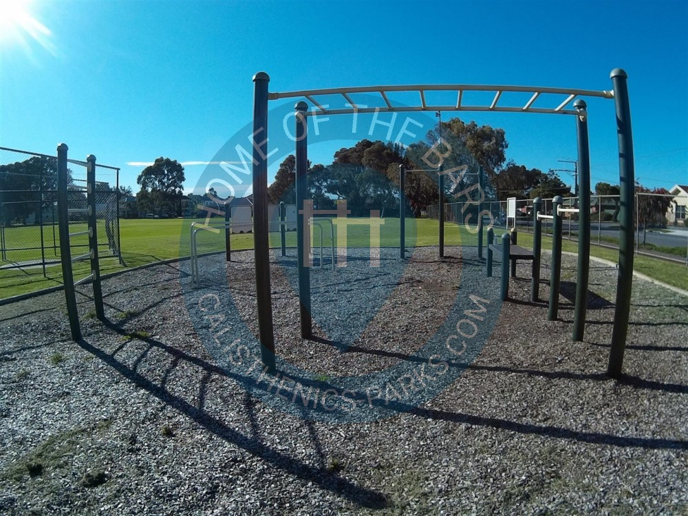 Calisthenics Park South Beach