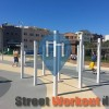 Sydney - Parque Street Workout - Bondi Beach