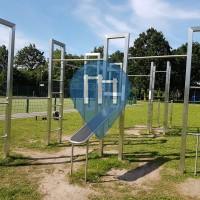 Breda - Parco Calisthenics - Moerenpad (BarForz)