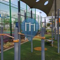Ra'anana - Street Workout Park -  ספורטק נווה זמר