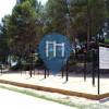 Palleja - Parc Street Workout - Carrer de les Moreres