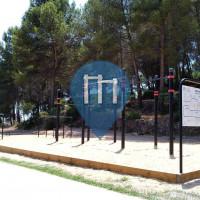 Palleja - Calisthenics Park - Carrer de les Moreres