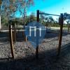 Adelaide - Street Workout Anlage - Park 10 (Botanic Garden)