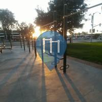 Calisthenics Park - San Diego - Calisthenics Gym Chicano Park