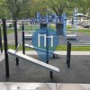 Воркаут площадка - Launceston - Outdoor Fitness Royal Park