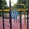 Kassel - Parco Calisthenics - Park Schönfeld - Espas