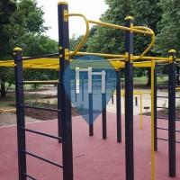 Kassel - Воркаут площадка - Park Schönfeld - Espas