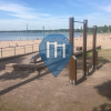 Espoo - Outdoor Pull Up Bars - Hietaranta Beach