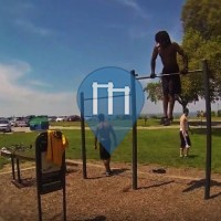 Cleveland - Parc Street Workout - Edgewater Park