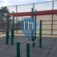 Queens - Parque Street Workout - Mauro Playground