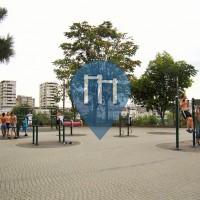 Belgrade - Calisthenics Park - Tašmajdan Park