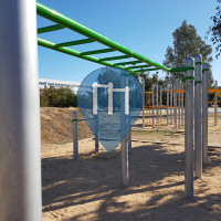 Sant Cugat del Vallès - Calisthenics Park - Parc de la Pollancreda