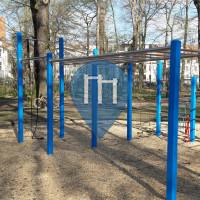 Hanover - Exercise Stations - Calisthenics Park am Lister Turm