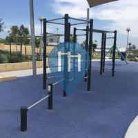 Parque Calistenia - Alkimos Beach Fitness Park