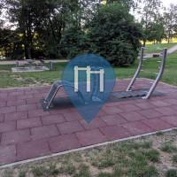 Gimnasio al aire libre - Rosdorf - Bewegungspark Kiessee