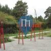 Tscheljabinsk - Street Workout Park - Rußland