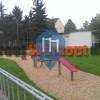 Брансуик - уличных спорт площадка - Gartenstadt