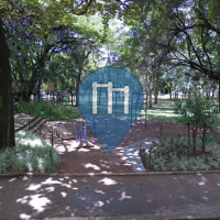 Belo Horizonte - Street Workout Anlage - Parque Municipal Americo Rene Giannetti